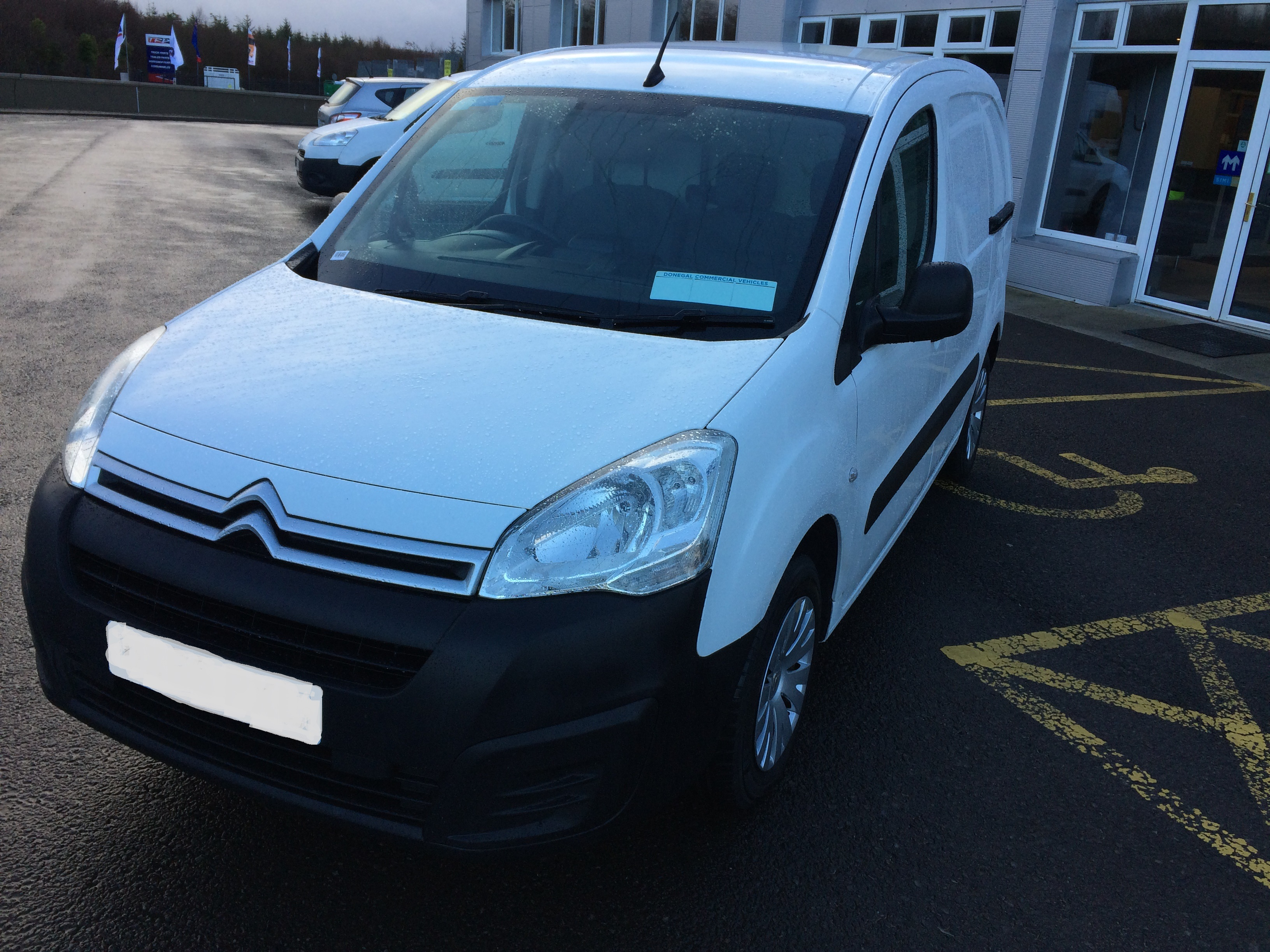 bb89b6f8af9acc ... 2015 Citroen Berlingo for sale at Donegal Commercial Vehicles (6) ...